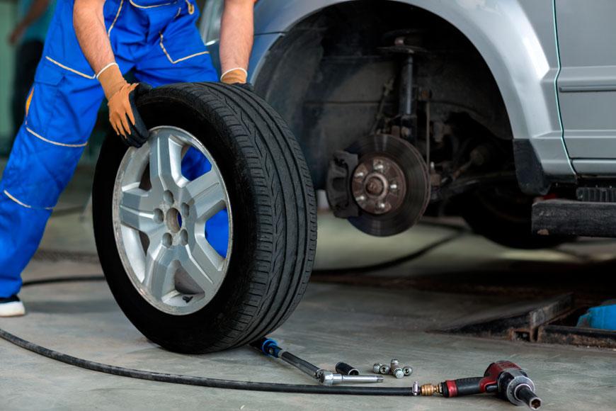 Equivalencia de neumáticos