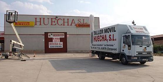 Neumaticos Huecha, S.L.